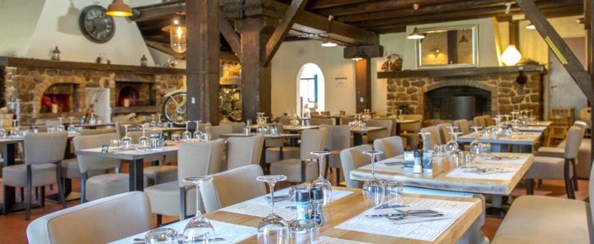 restaurant tables intérieur